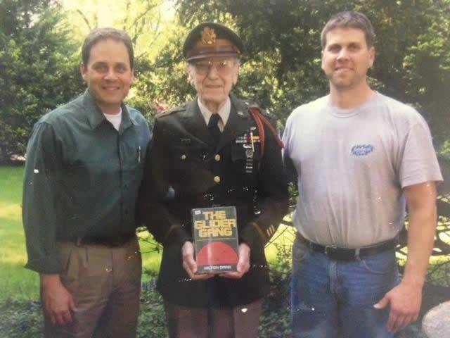 WWII Veteran Milton Dank
